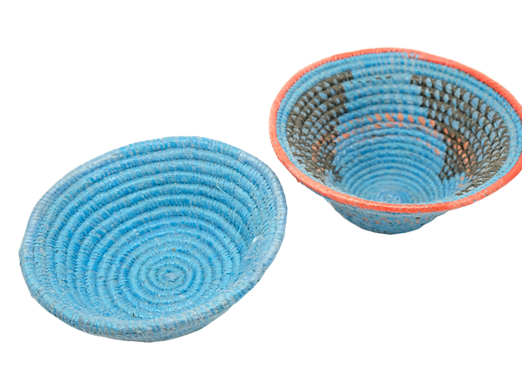 Re-cycled Plastic Baskets