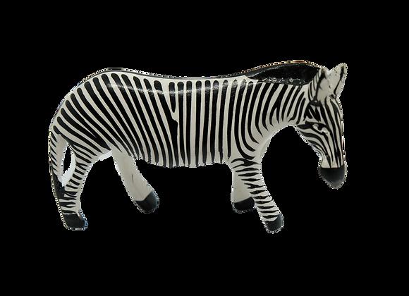 Wooden Zebra (Large)