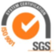 SGS certification logo