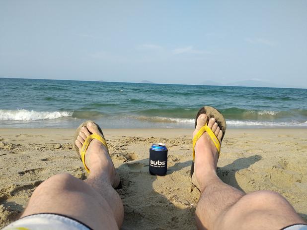 Subs on the Beach