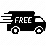 free shipping truck icon, subs.