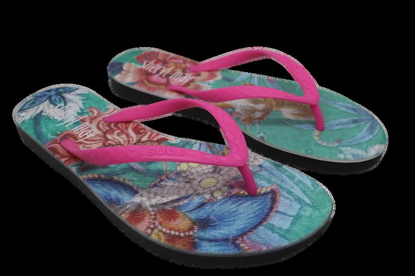 Sheryl May Pink Tiger Slender