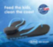 KidsCan Fundraiser Sea Souls Jandals Flip Flops Thongs