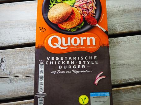 Quorn - Chicken Style Burger