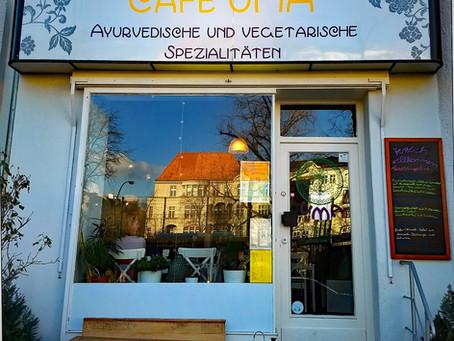 Cafe Uma - a Vegetarian Ayurvedic Restaurant
