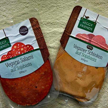 Veggy Friends - Vegan Salami and Vegan Ham