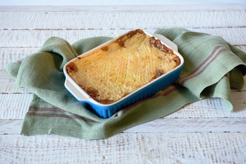 Veggie Shepard's Pie
