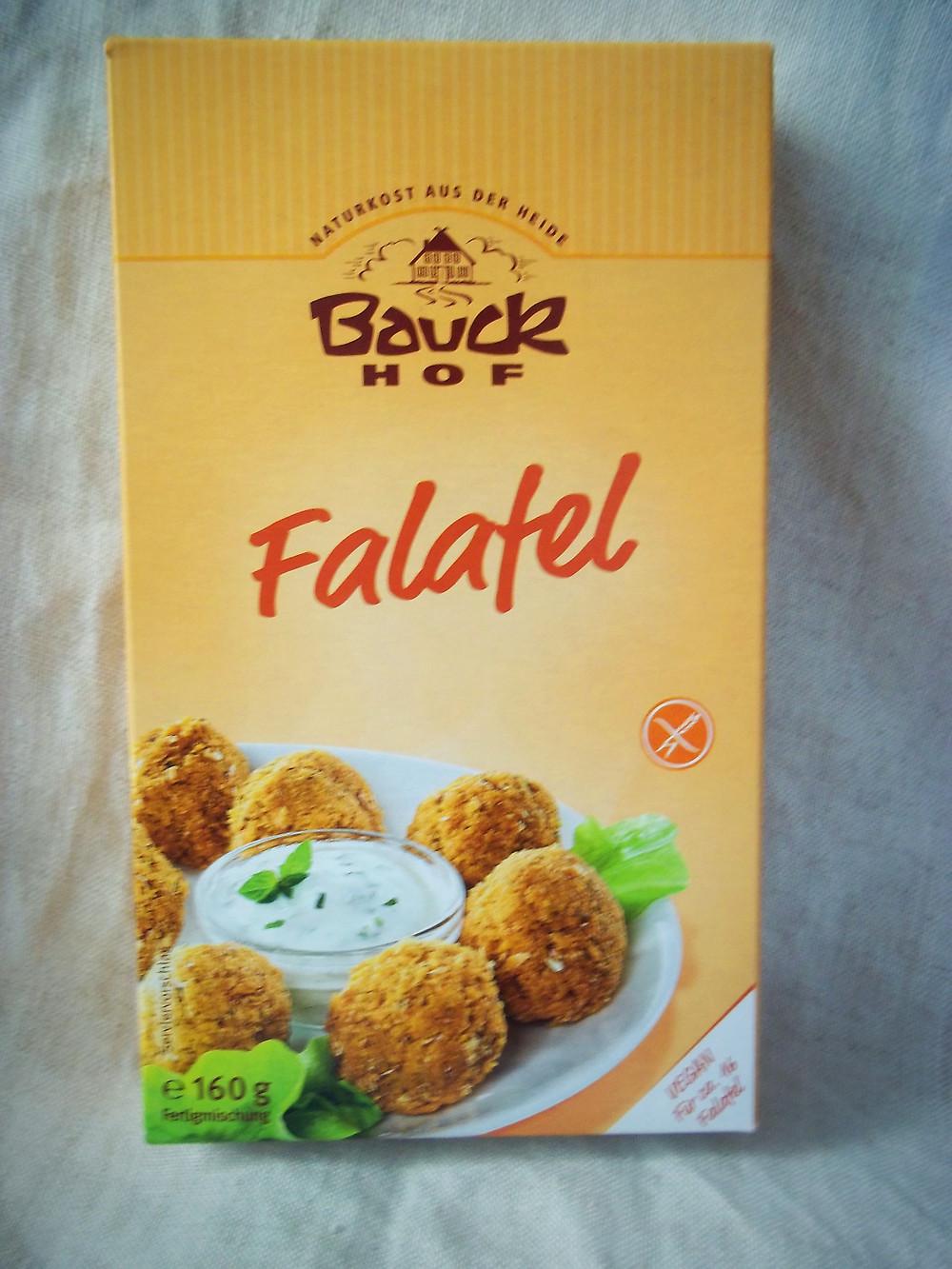 Bauck Hof Falafel