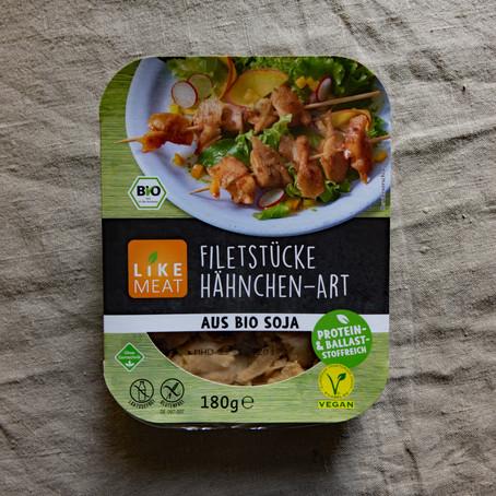 Like Meat - Filetstücke Hähnchen-Art (vegan chicken pieces)