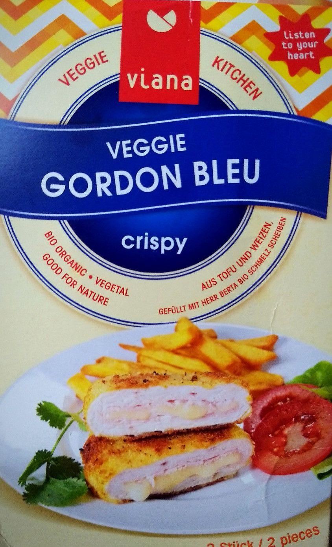 Veggie Gordon Bleu