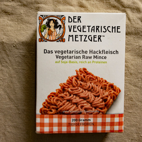 Der Vegetarische Metzger - Stuffed VegBalls