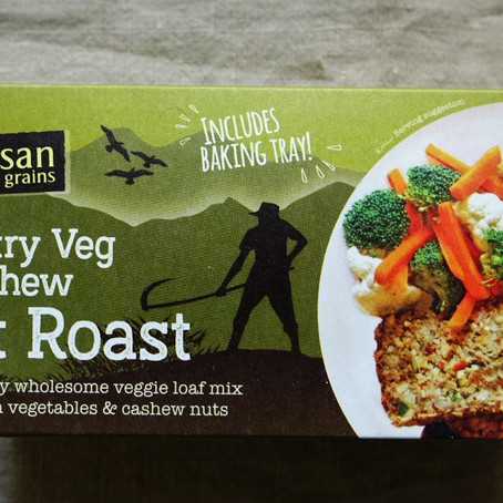 Country Veg and Cashew Nut Roast - Artisan Grains