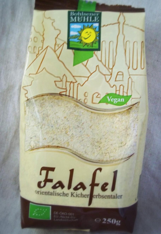 Bohlsener Muhle Falafel