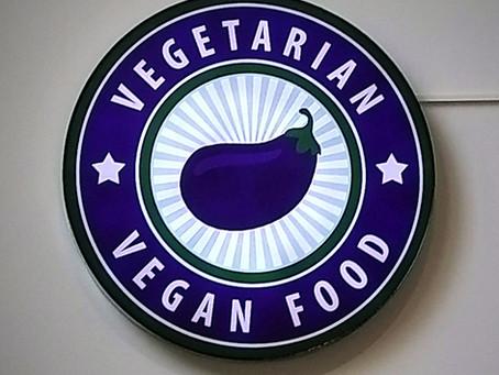 Die Kleene Aubergine Imbiss or The cute little Eggplant Food Stand