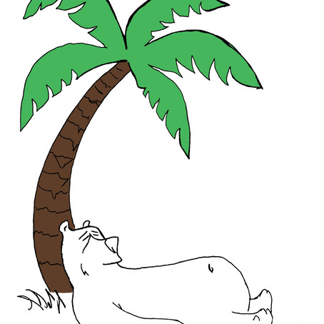 Chapter 13 - Maui and the Palm Tree - part 1