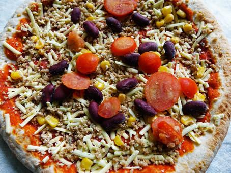 Veganz - California Vegan Pizza
