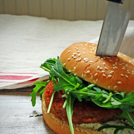 """VBites Southern Fried """"Chicken"""" Style Burger"""