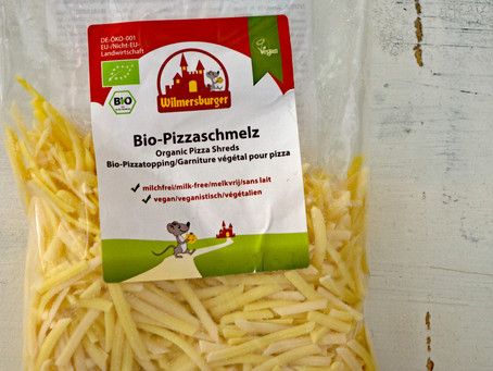 Vegan Pizza Shreds (cheese) by Wilmersburger