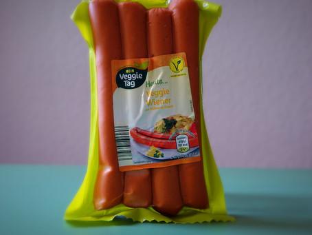 Mein Veggie Tag Veggie Wiener