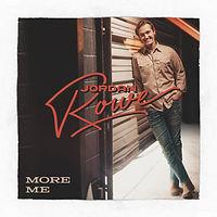 Jordan Rowe - More Me Single Cover Art F