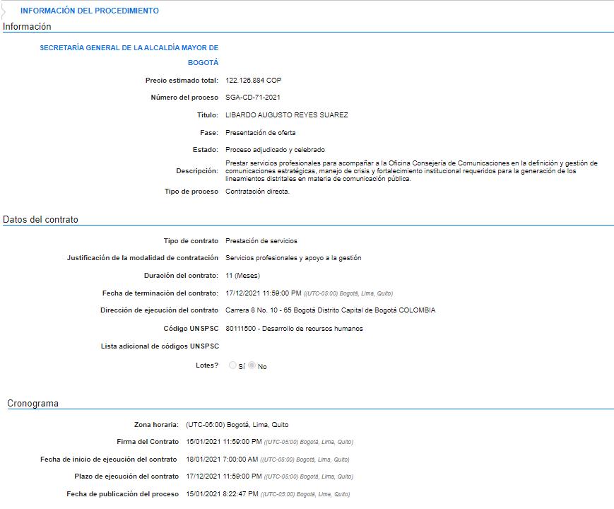 Registro en el SECOP del contrato de Augusto Reyes.png