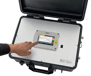 S 600 Hava kalitesi ölçümü (portatif)