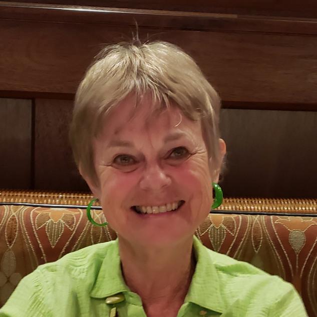 Jean Boston - Secretary