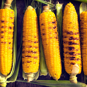 Kinburn Corn - A Roasting Success