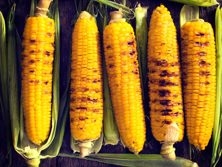 Sweet Corn and the Coming of Fall