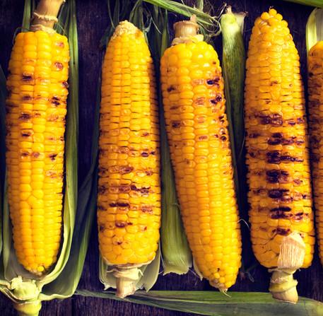 Summer/Autumn - Roasted Sweet Corn