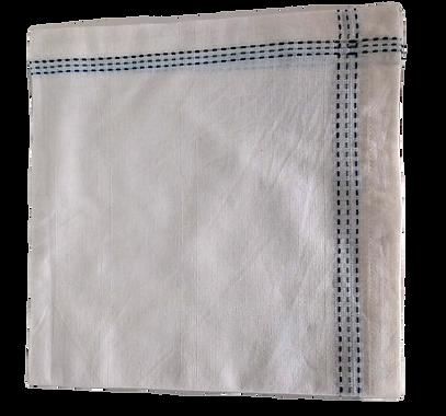 2541-Napkin-White-Navy-Cotton-50-50-cm-s