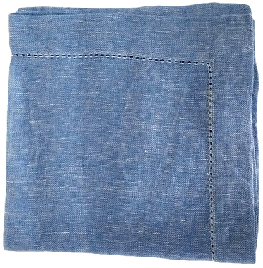1029-Napkin-French-Blue-Peacock-Linen-50