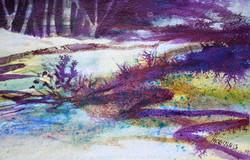 Moonlit Walk - Susanne McGinnis