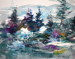 Spring Snow - Susanne McGinnis