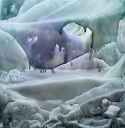 Rose Glacier - Susanne McGinnis