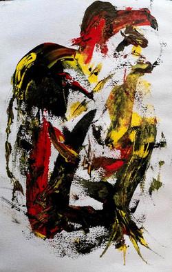 Bird of Prey Acrylic
