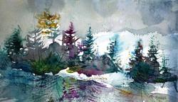 Trees on Parade - Susanne McGinnis