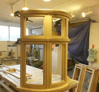 Casement Window in Workshop