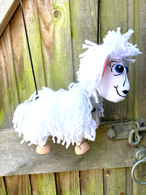 Rosie Sheep White
