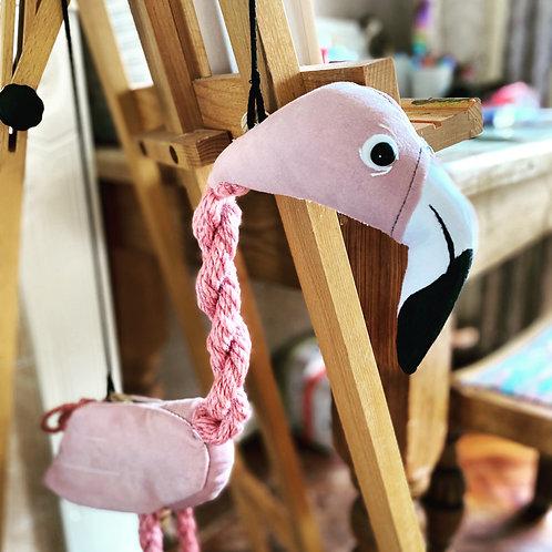 Elvis Flamingo