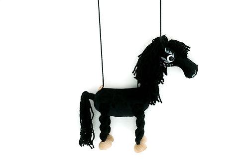 Johnny Horse Black