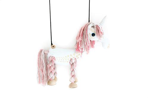 Grace Unicorn Pink Gold