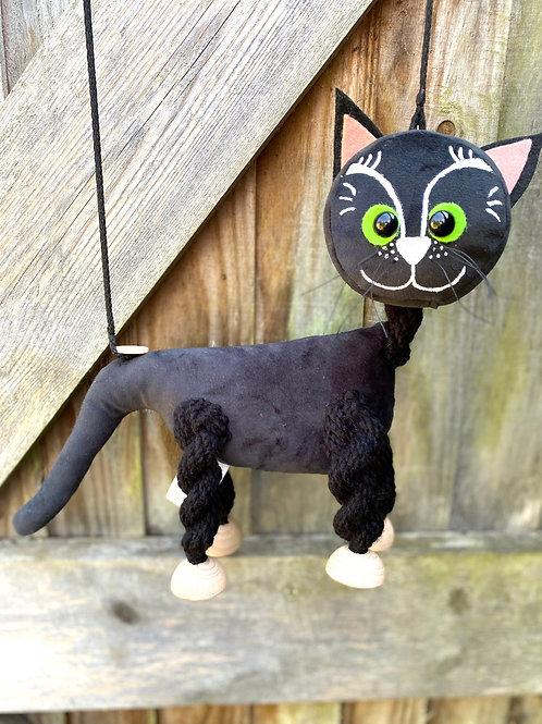 Oliver Cat Black