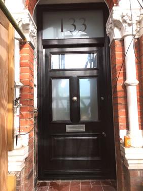 Front Door Refurbishemnt
