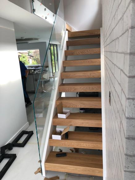 Custom Design Staircases