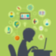 flat-web-infographic-e-learning-online-e