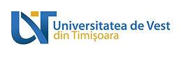 UNIVERSITATEA DE VEST DIN TIMISOARA logo