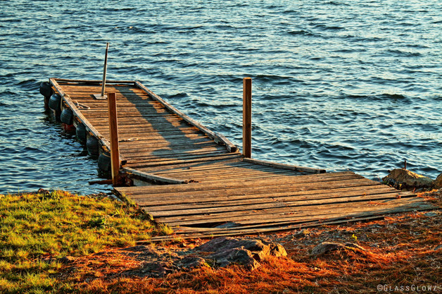 Rustic Dock