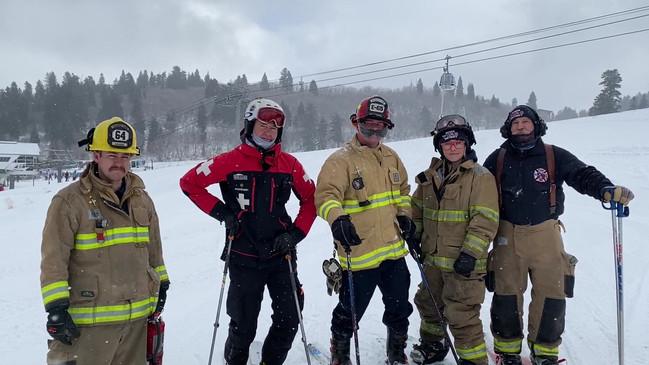 Safety Bridage Sunday - Winter Sport Saf