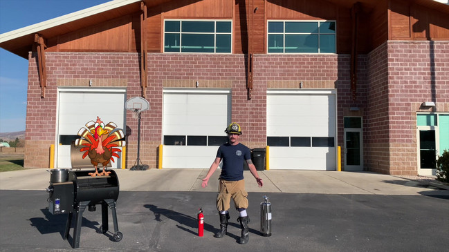 Safety Brigade Sunday - -Thanksgiving Co